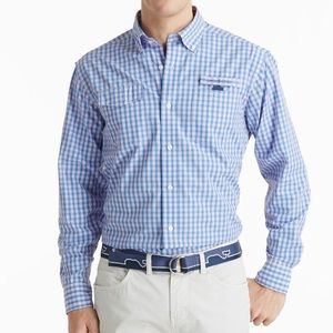 Vineyard Vines Shirts - Vineyard Vines Men's Harbor (fishing) Shirt